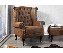 (2621) INGLESE Chesterfield...