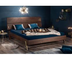 MAMMUT luxusní postel masiv...