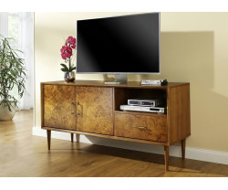 (3165) NEW RETRO TV stolek...