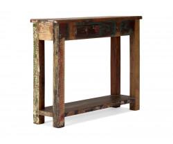 AVADI masivní konzolový stolek